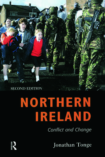 Northern Ireland Conflict and Change book cover