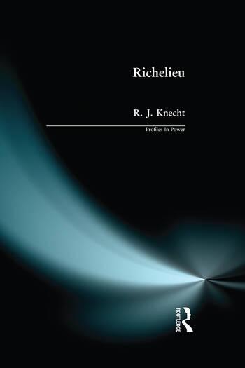 Richelieu book cover