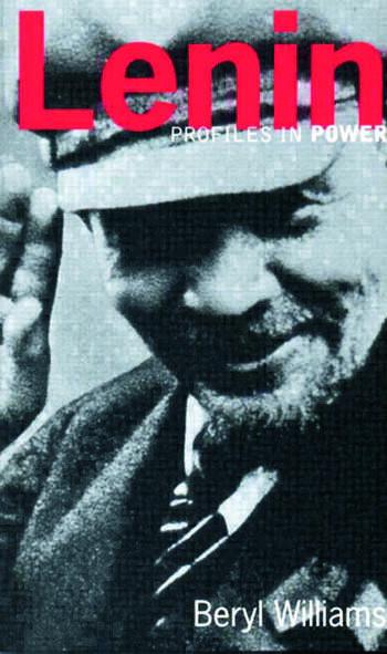 Lenin book cover