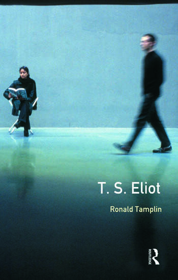 A Preface to T S Eliot book cover