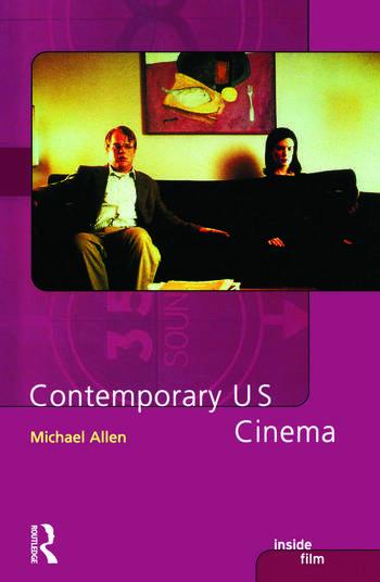 Contemporary US Cinema book cover