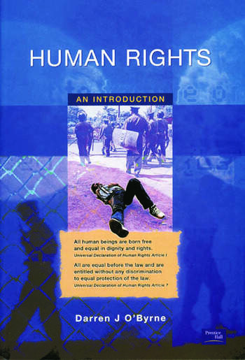 Human Rights An Introduction book cover