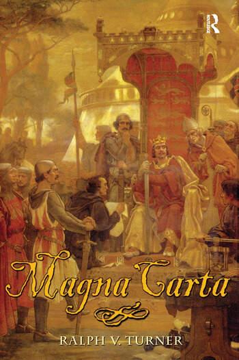 Magna Carta book cover