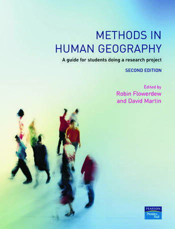 Methods in Human Geography A guide for students doing a research project book cover