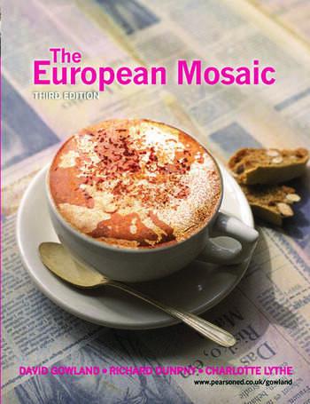 The European Mosaic book cover
