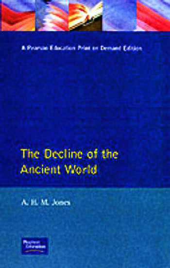 The Decline of the Ancient World book cover