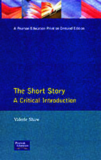 The Short Story A Critical Introduction book cover