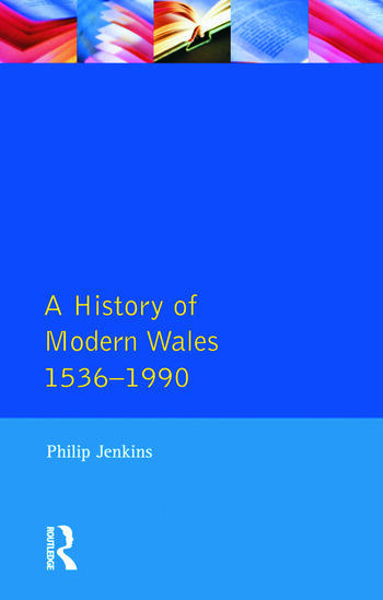 A History of Modern Wales 1536-1990 book cover