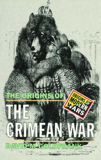 The Origins of the Crimean War book cover