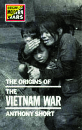 The Origins of the Vietnam War book cover