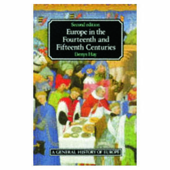 Europe in the Fourteenth and Fifteenth Centuries book cover