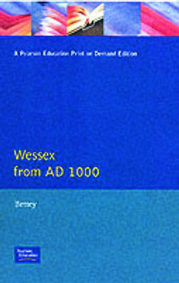 Wessex from 1000 AD book cover