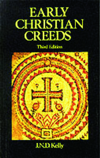 Early Christian Creeds book cover