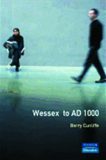 Wessex to 1000 AD book cover