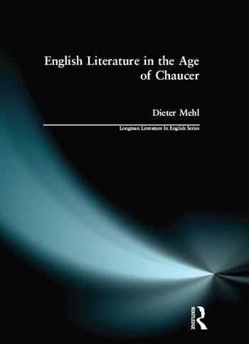 English Literature in the Age of Chaucer book cover