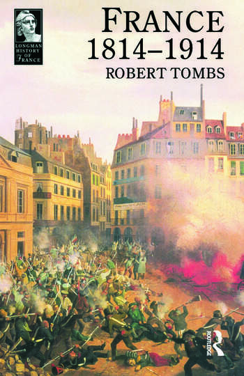 France 1814 - 1914 book cover