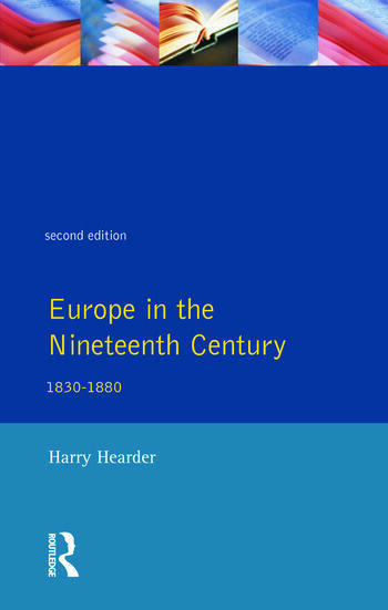 Europe in the Nineteenth Century book cover
