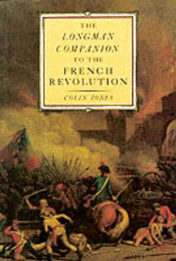 The Longman Companion to the French Revolution book cover