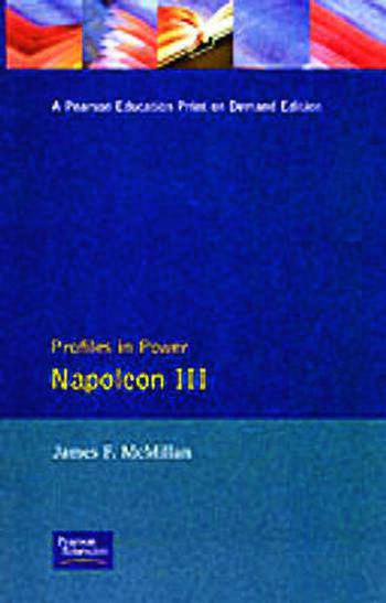 Napoleon III book cover
