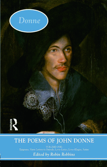 The Poems of John Donne: Volume One book cover