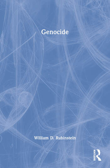 Genocide book cover