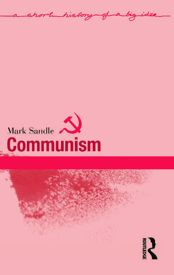 Communism book cover