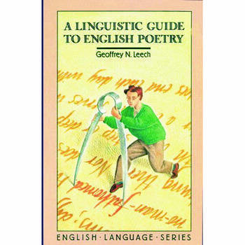 A Linguistic Guide to English Poetry book cover