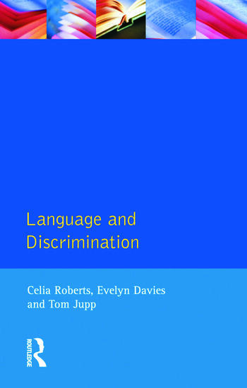 Language and Discrimination book cover
