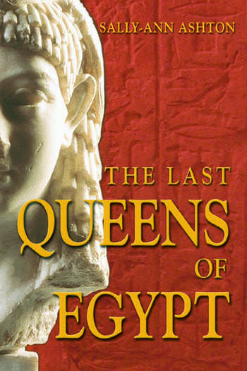 The Last Queens of Egypt Cleopatra's Royal House book cover