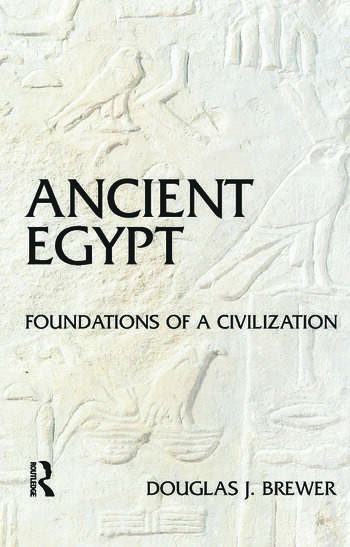 Ancient Egypt Foundations of a Civilization book cover