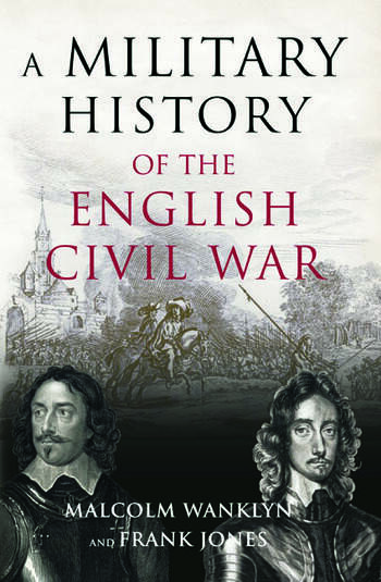A Military History of the English Civil War 1642-1649 book cover