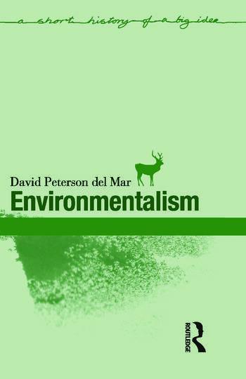 Environmentalism book cover