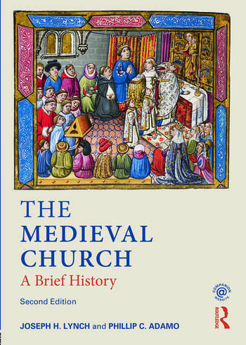 The Medieval Church A Brief History book cover