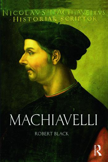 Machiavelli book cover