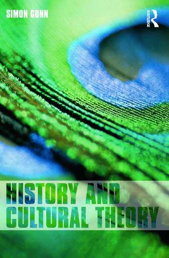 History and Cultural Theory book cover