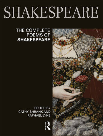 The Complete Poems of Shakespeare book cover