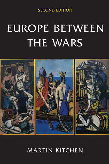 Europe Between the Wars book cover