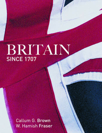Britain Since 1707 book cover