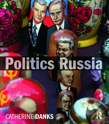 Politics Russia book cover