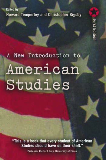 A New Introduction to American Studies book cover