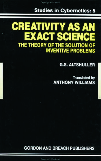 Creativity As an Exact Science book cover