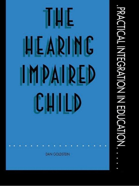 The Hearing Impaired Child book cover
