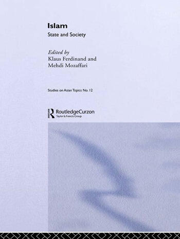 Islam: State And Society book cover