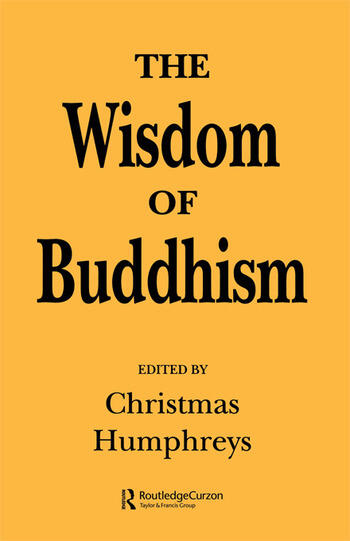 The Wisdom of Buddhism book cover