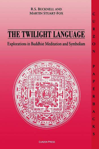 The Twilight Language book cover
