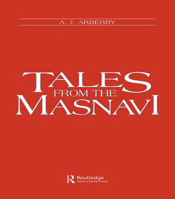 Tales from the Masnavi book cover