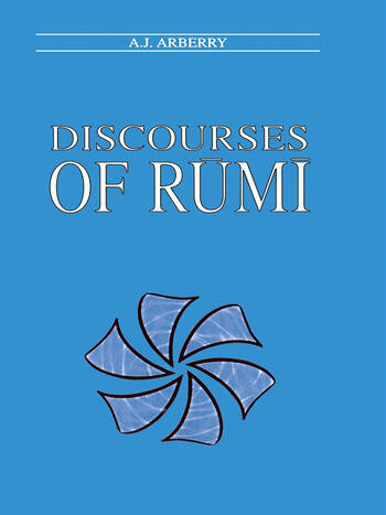 Discourses of Rumi book cover
