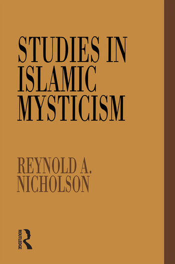 Studies in Islamic Mysticism book cover