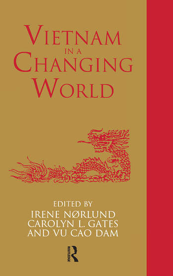 Vietnam in a Changing World book cover