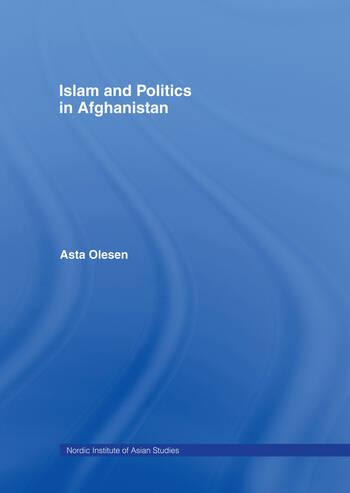 Islam & Politics Afghanistan N book cover